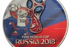 монета футбол 2