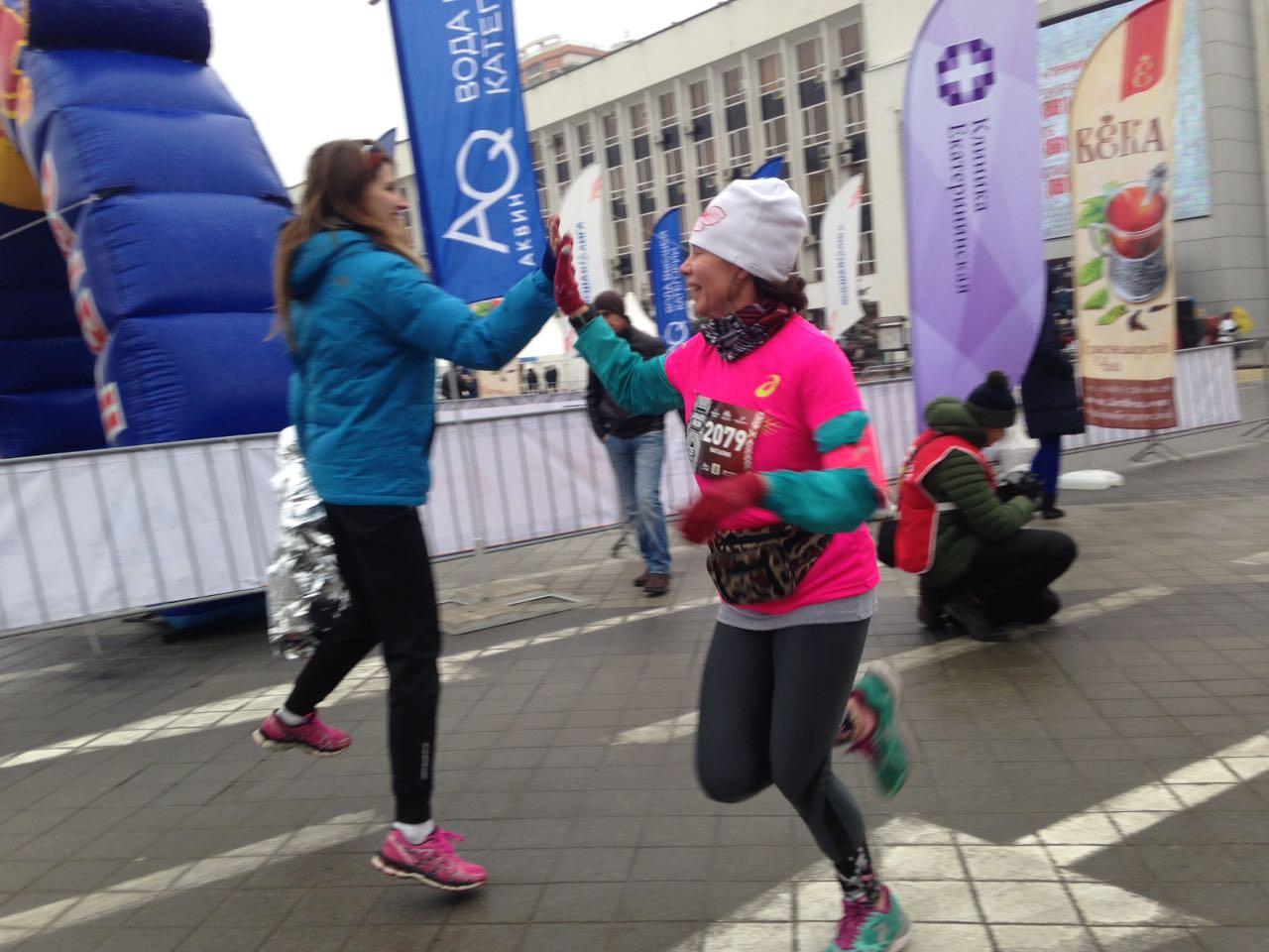 QFFV9517 Ситникова и волонтер