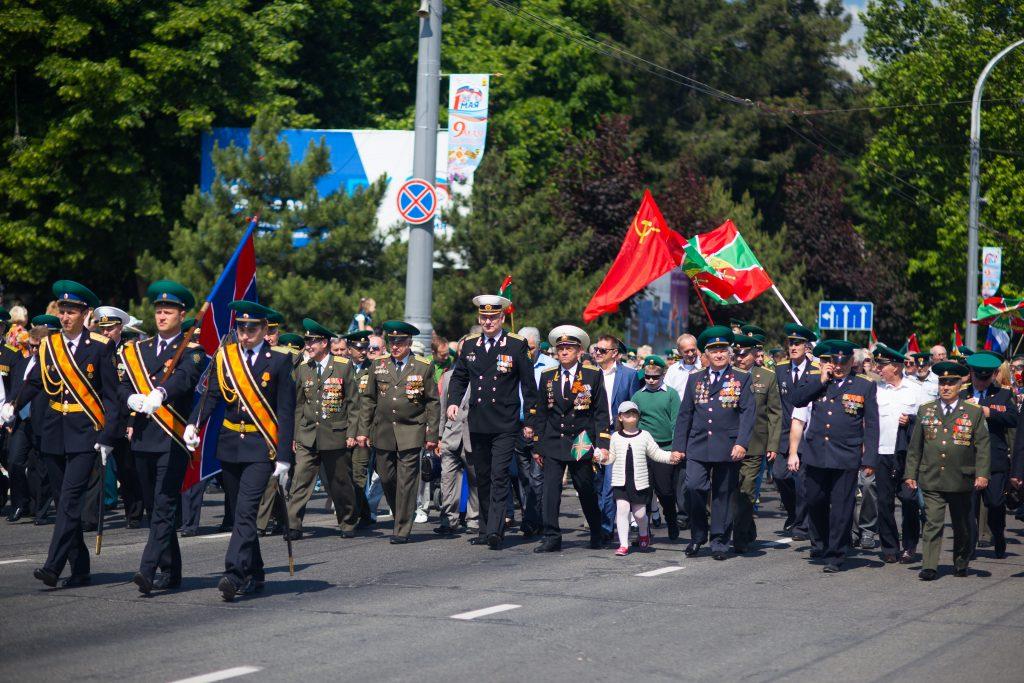 парад аограничников Новороссийск