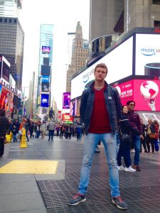 NYC. Times Square