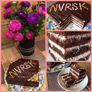 Торт НВРСК